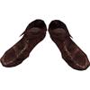 Иконка 'Отстроченные кожаные туфли'