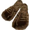 Иконка 'Плетеные кожаные сандалии'