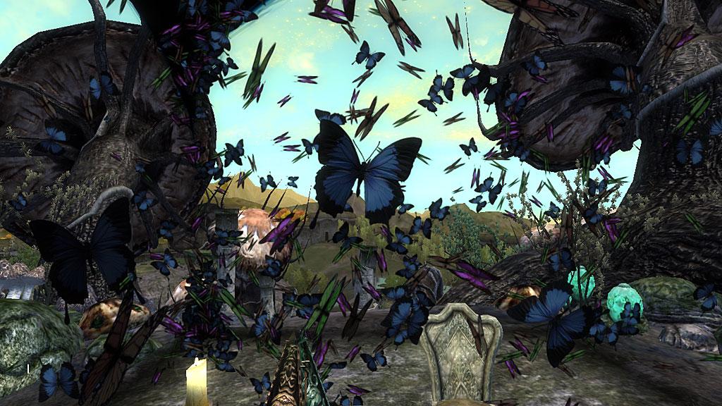 По мере прохождения основного квеста аддона, игроку раскрывается всё больше и больше деталей