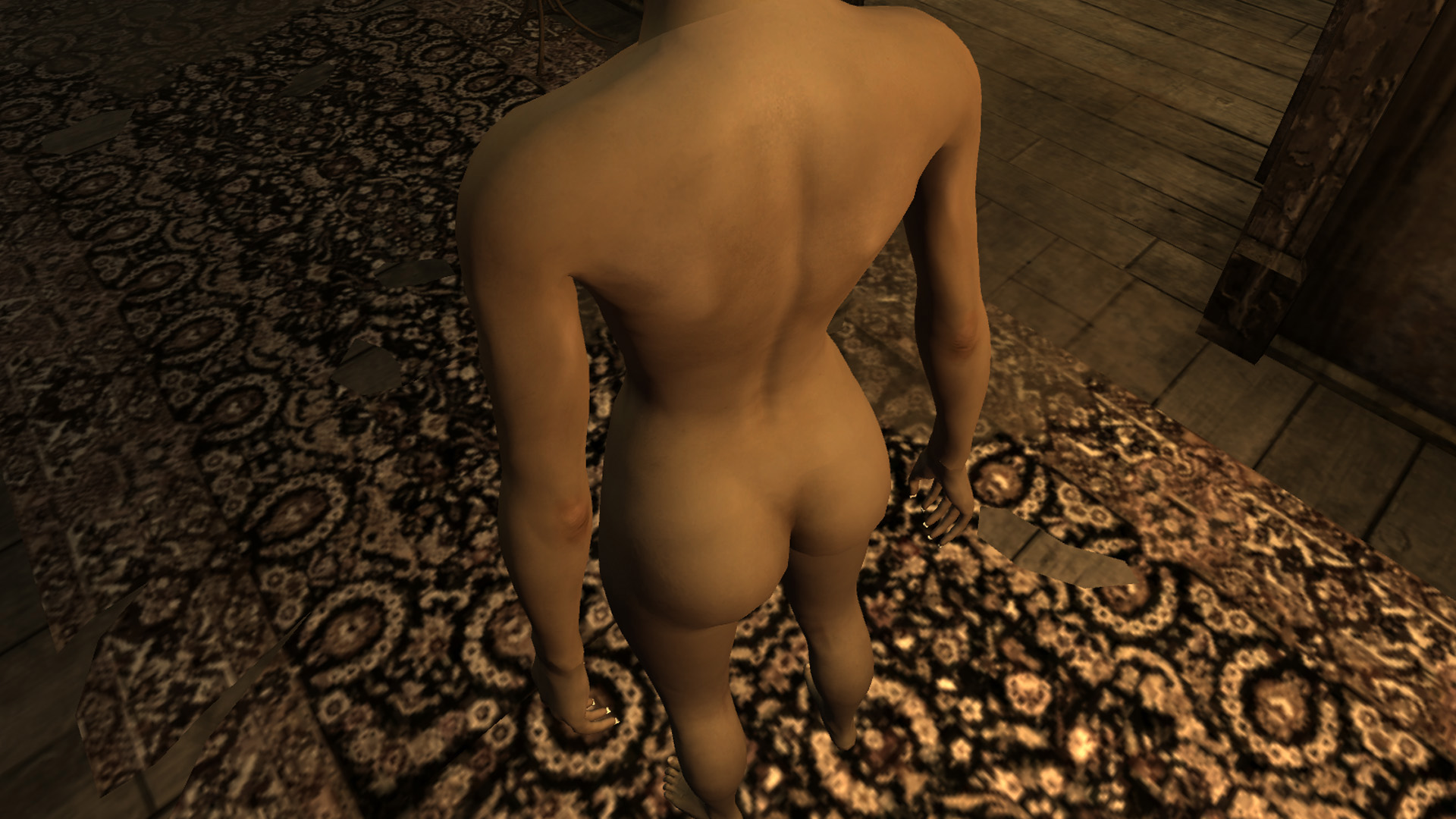 Fallout 3 the nude patch sexual film