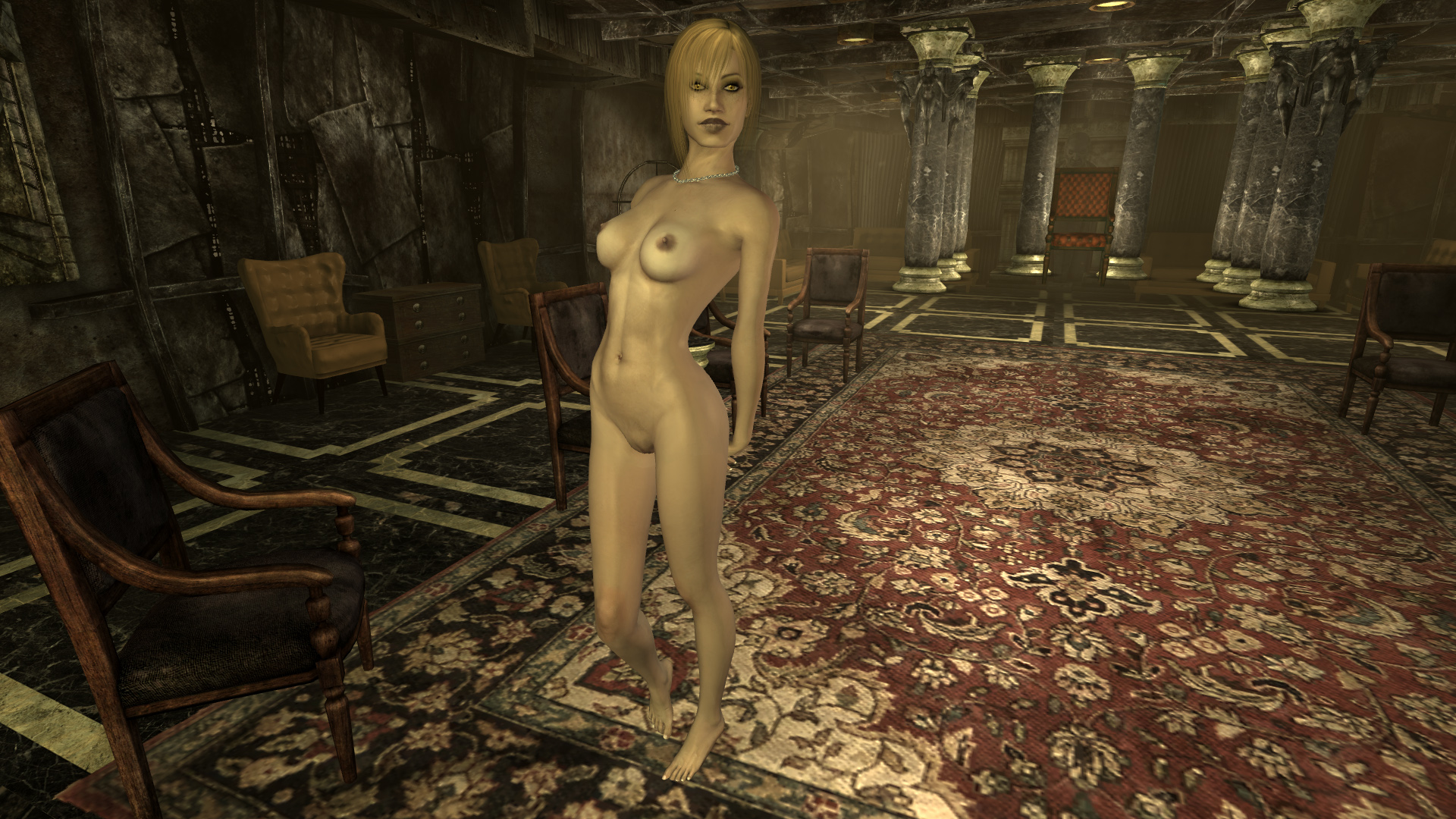 Fallout new vegas nude patch xxx clips