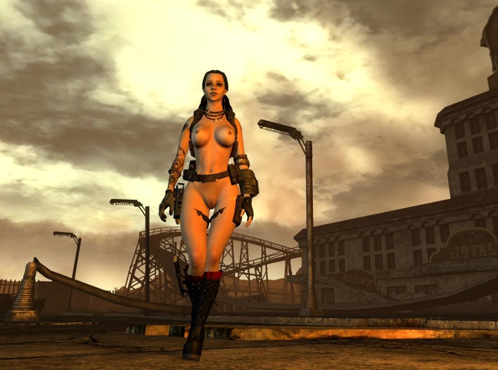 Fallout nv сексуальная одежда